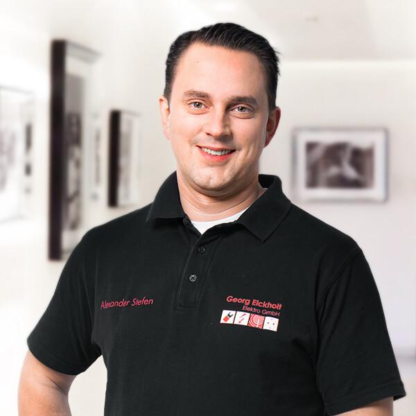 Elektromeister Alexander Stefen: Georg Eickholt Elektro GmbH